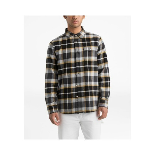 Long-Sleeve Arroyo Flannel Shirt Thumbnail