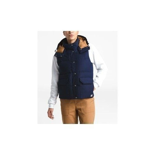 Women's Down Sierra Vest Thumbnail