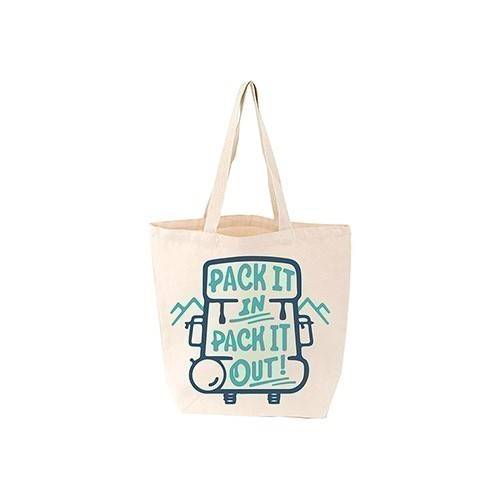 Pack It In, Pack It Out Tote Thumbnail