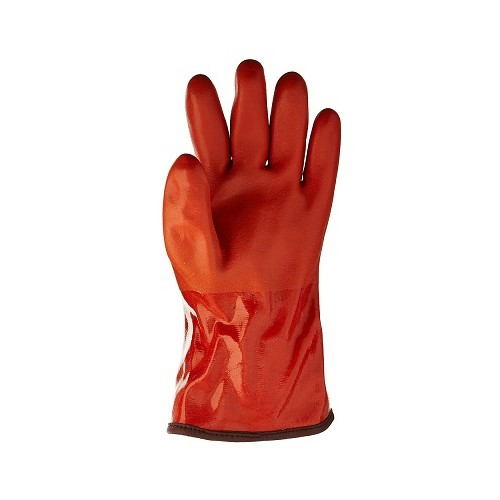 Orange Insulated Rubber Glove Thumbnail