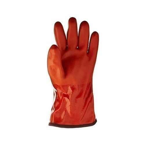 XL Orange Insulated Rubber Glove Thumbnail