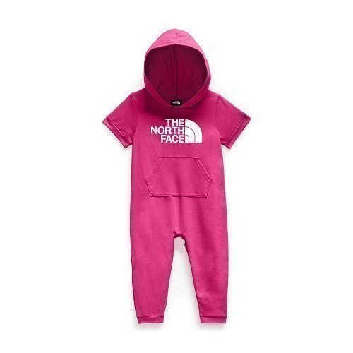 Toddler French Terry LightweightHooded Onesie Thumbnail