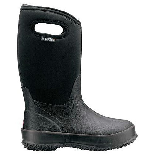 Youth Classic High Handles Black Boot Thumbnail