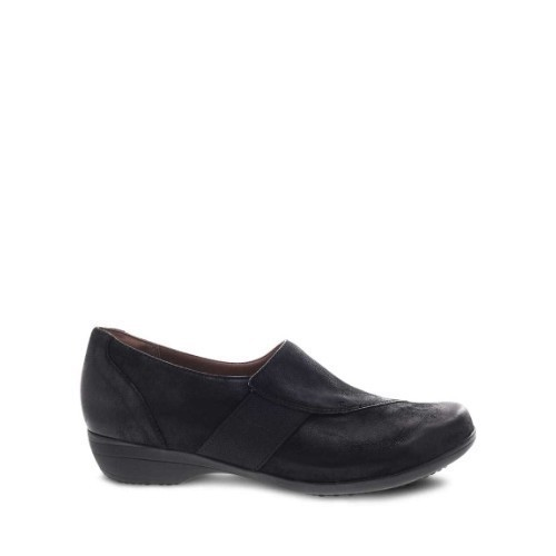 Women's Fae Loafer - Black Thumbnail