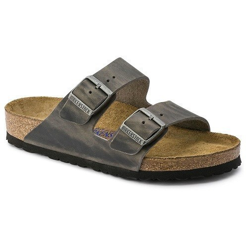 Arizona Soft Oiled Iron Sandal Thumbnail