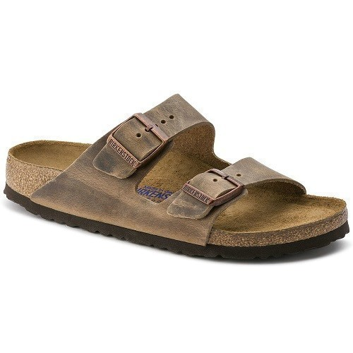 Women's Arizona Soft Tobacco Oiled Sandal Thumbnail