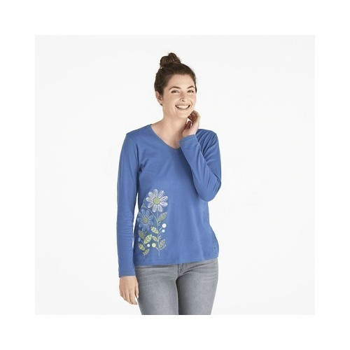 Women's LIG Flower Power LS Shirt Thumbnail