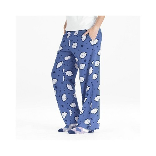 Women's Clouds & Stars Snuggle Pant Thumbnail