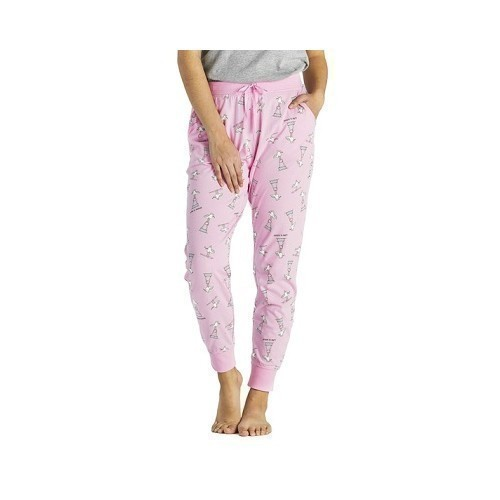 Women's Snuggle Up Sleep Jogger Gull Print Thumbnail