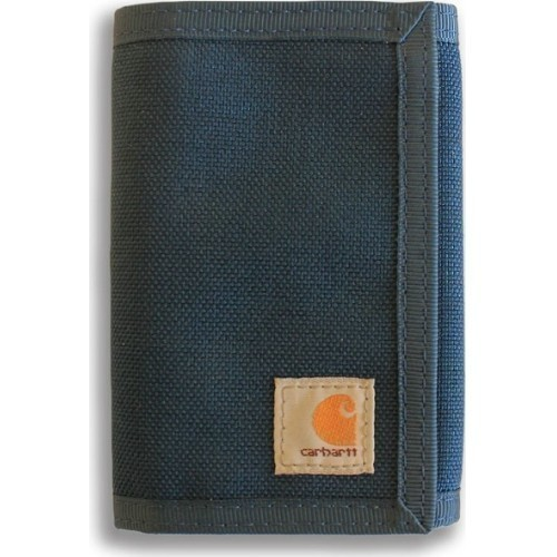 Extremes Trifold Wallet / Navy Thumbnail