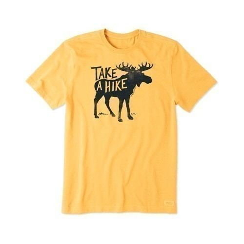 Crusher Tee Take A Hhike Moose Thumbnail