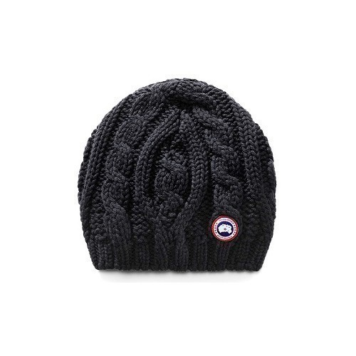 Women's Ladies Chunky Cable Hat Thumbnail