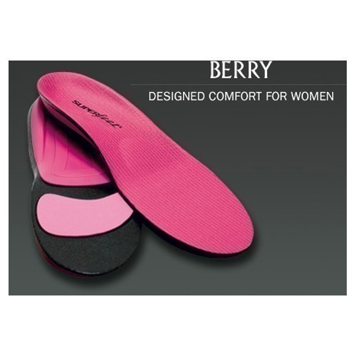 Women's Insole-Berry Thumbnail