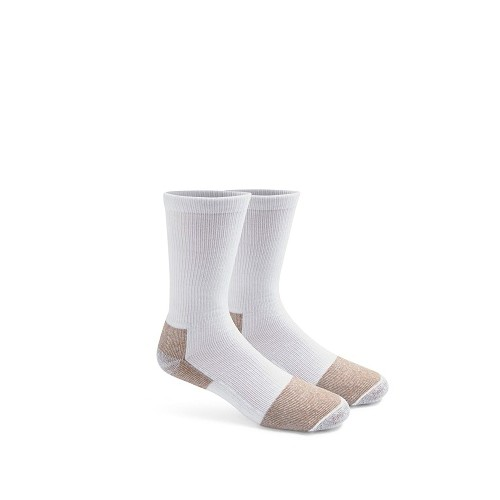 Steel-toe Lightweight Crew Socks - 2 Pack Thumbnail