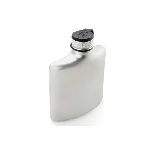 Hip Flask 6oz Stainless Steel Thumbnail