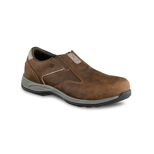 Comfort Pro Oxford NMT Slip-on Shoe Thumbnail