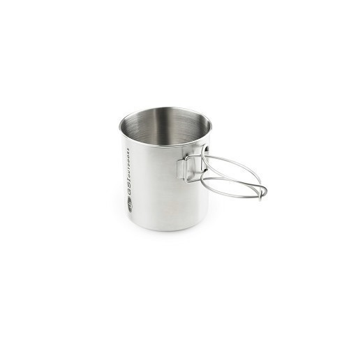 Stainless Steel Bottle Cup - Large Thumbnail