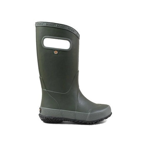 Youth Lightweight Waterproof Rainboot -Solid Thumbnail
