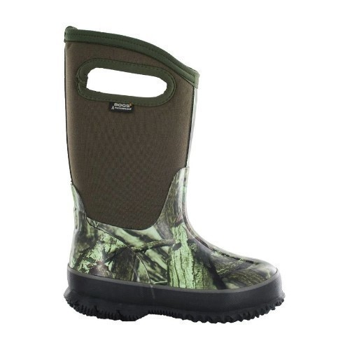 Youth Classic Camo Mossy Oak Boots Thumbnail