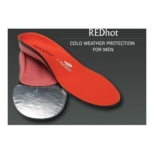 Red Hot Men's Insole Thumbnail