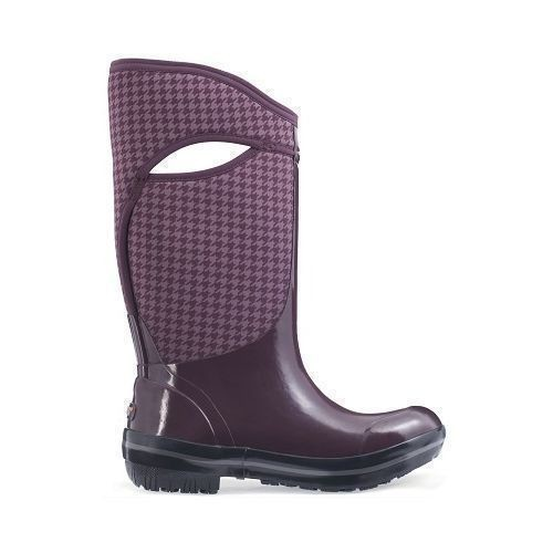 Women's Plimsoll Houndstooth Insulated Boots Thumbnail
