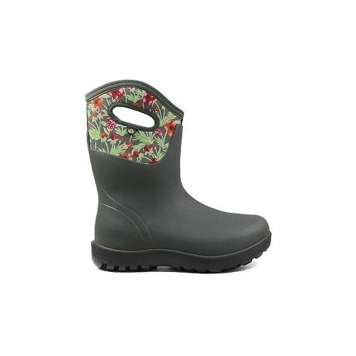 Women's Neo Classic Mid Vine Floral Boot Thumbnail