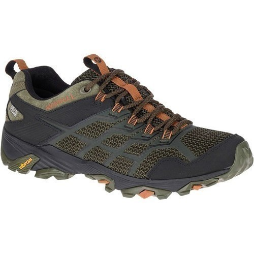 Moab FST 2 Mid Waterproof Hiker Thumbnail