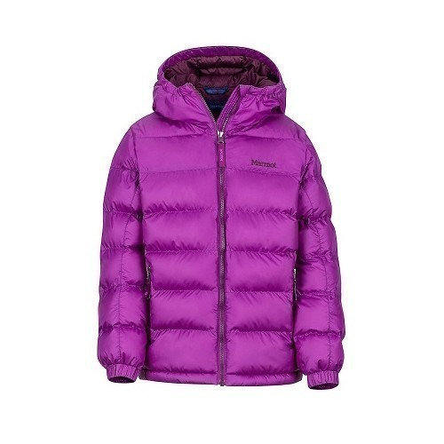 Girl's Cirque Featherless Jacket Thumbnail