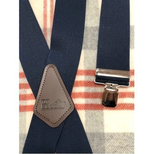 Navy Blue Suspender Thumbnail