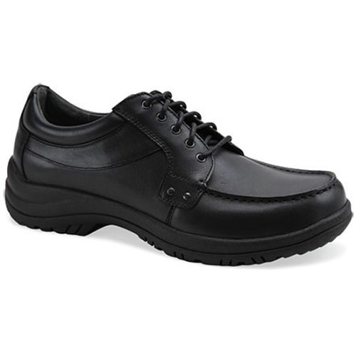 Mens Wyatt Lace Black Shoe Thumbnail