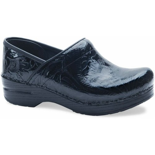 Women's Professional Tooled Shoe - Black Thumbnail