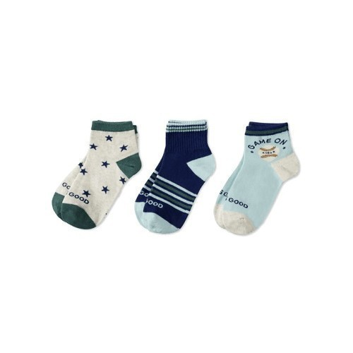 3-PK Boys Game on Baseball Socks Thumbnail