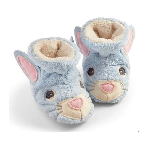 Baby Easy Critter Bootie Bunny Thumbnail