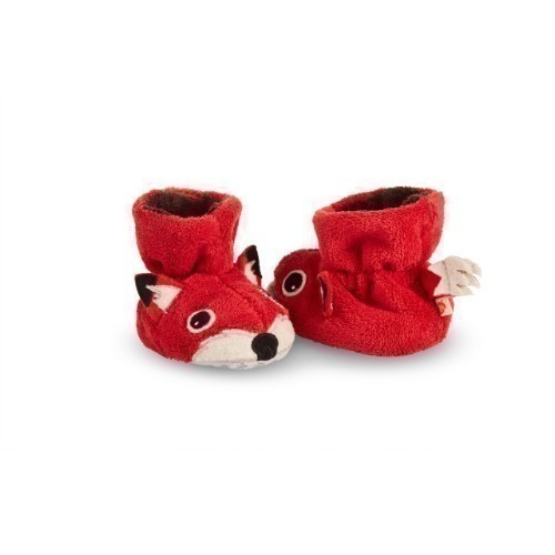 Baby Easy Critter Bootie Fox Thumbnail