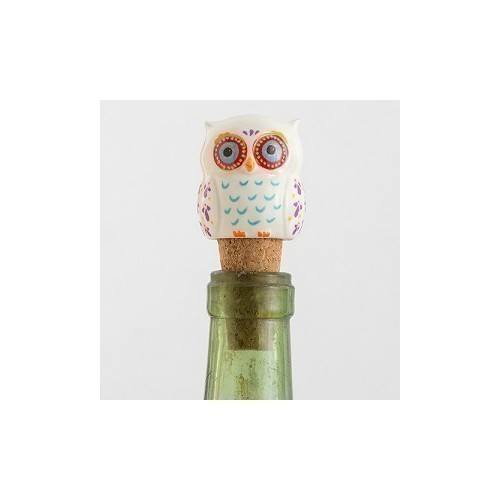 Bottle Stopper Owl Thumbnail