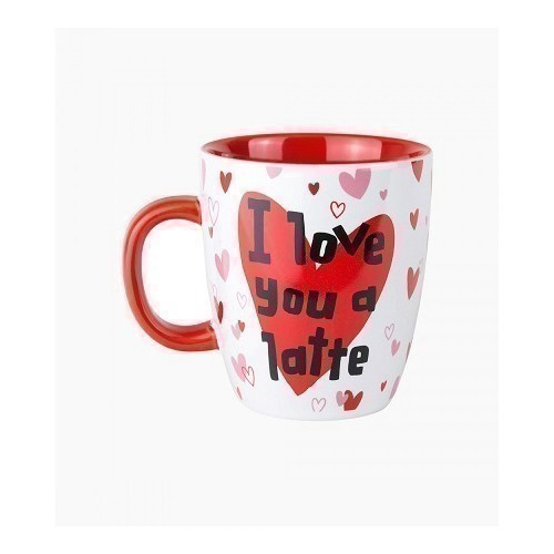 Ceramic Mug I Love You A Latte Thumbnail