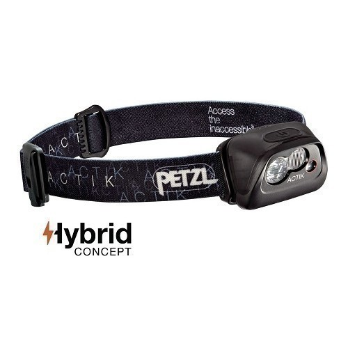 Actik Headlamp Black Thumbnail