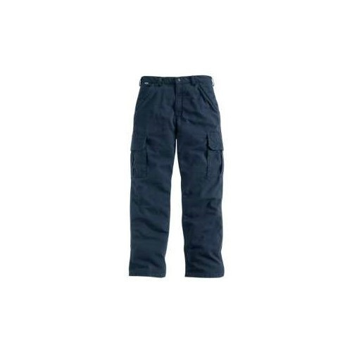 #FR Canvas Cargo Pant Navy 46- Thumbnail