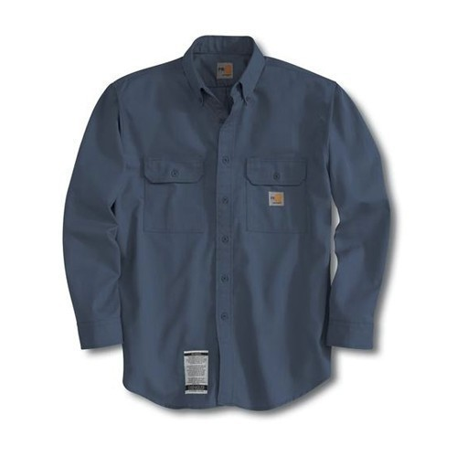 3X-4X  Flame-Resistant Twill Shirt Thumbnail