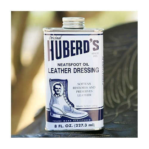 Huberds Neatsfoot Oil 8oz Thumbnail