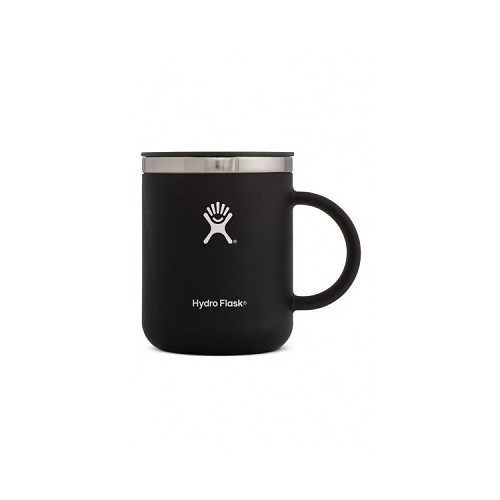 12oz Coffee Mug Black Thumbnail