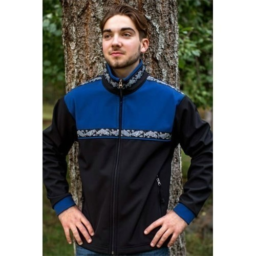Kodiak Jacket Blk BlueST Sal Thumbnail
