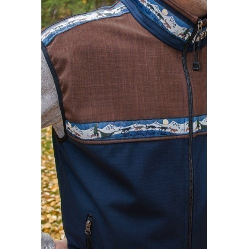 Kodiak Vest SoftS Nvy/RIdge/Ra Thumbnail