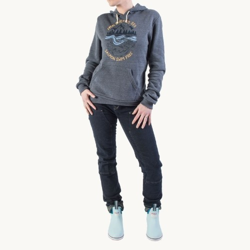 Women's River to Sea Pullover  Thumbnail