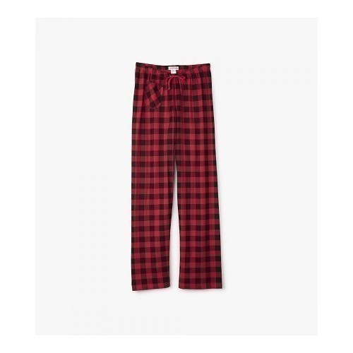 Women's Buffalo Plaid Jersey PJ Pant Thumbnail