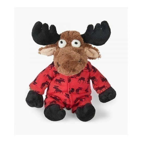 Plush Cozy Pajamas Moose Thumbnail