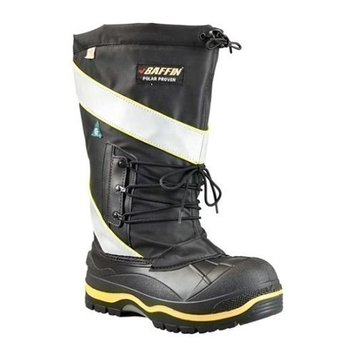 Derrick -58 Tall Safety HiViz Boot Thumbnail