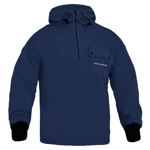 Sund 763 Hooded Pullover Shirt Thumbnail