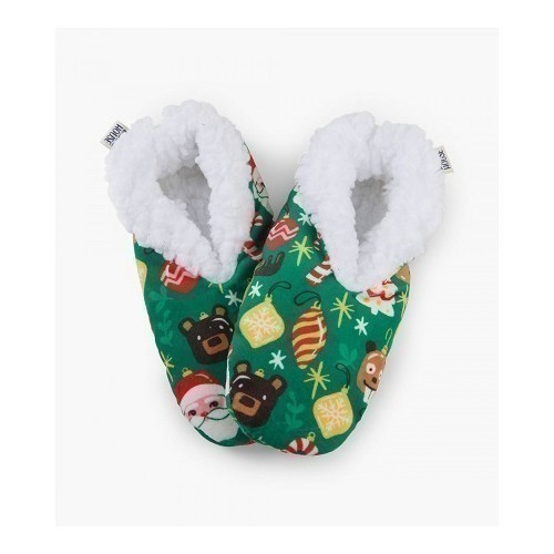 Women's Slippers Holiday Ornament Thumbnail