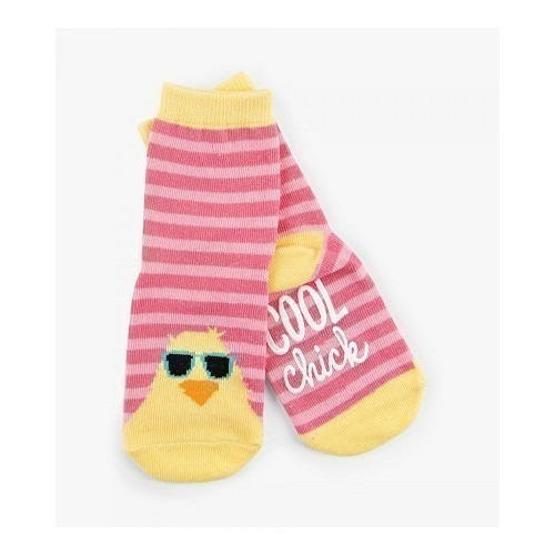 Kid's Crew Sock Cool Chick Ani Thumbnail